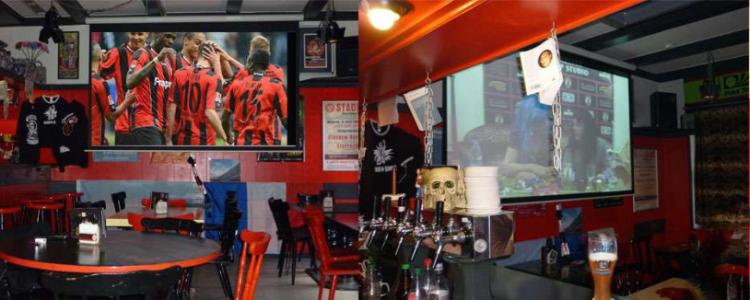 Die besten Fussball Kneipen in Frankfurt