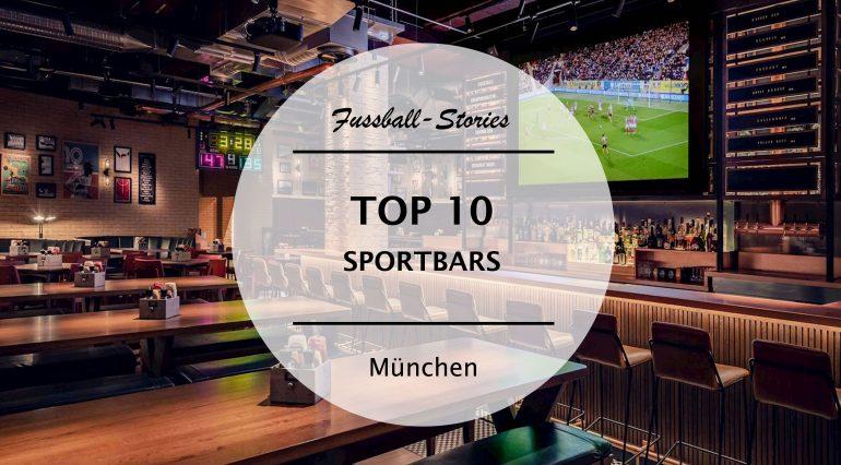 Fussballkneipen & Sportbars in München